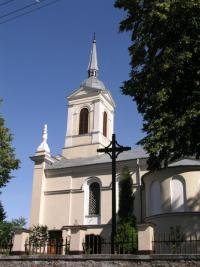 Saint John Baptist Church in Mszczonow